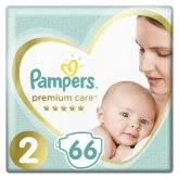Подгузники Pampers Premium Care mini 4-8кг 66шт.
