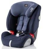 Автокресло 9-36 кг Britax Roemer Evolva 123 SL Sict Moonlight Blue