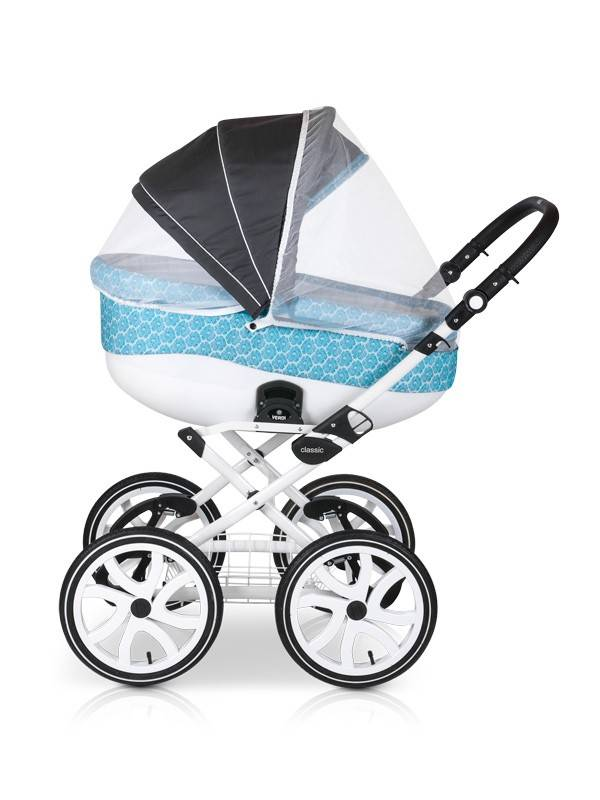 Рейтинг недорогих колясок для новорожденных