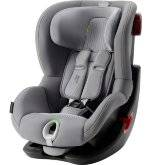 Детское автокресло 9-18 кг Britax Roemer King II LS Black Series Cool Flow-Silver