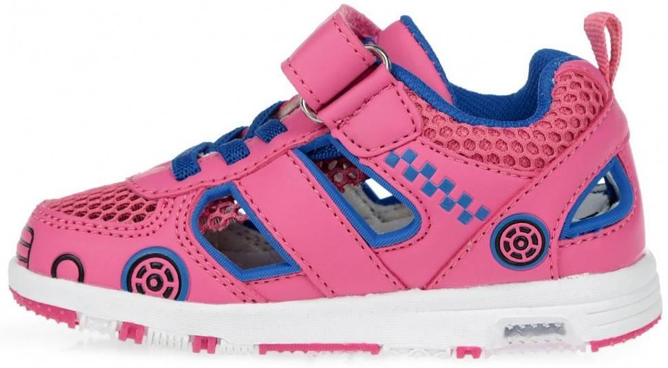 d88994d2 Детские кроссовки для девочек Капика 72082-2 купить в интернет ...