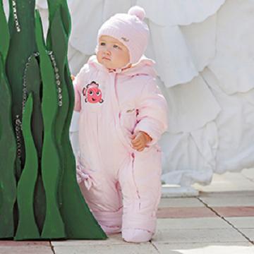 комбинезон детский весна осень фото